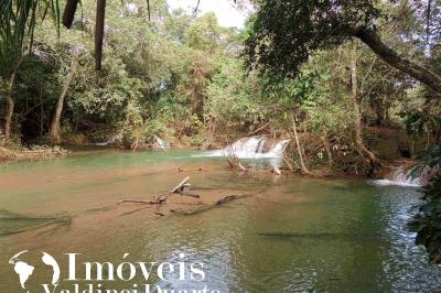 Chacara 46ha. com rio Mimoso